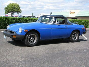 1977 MG MGB for sale 100773296