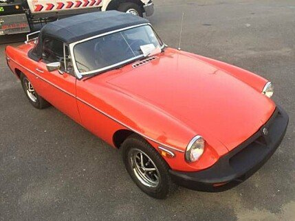 1977 MG MGB for sale 100899428