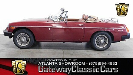 1977 MG MGB for sale 100963744