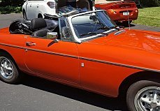 1977 MG MGB for sale 101025956