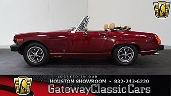 1977 MG Midget for sale 100923573
