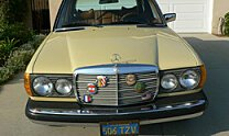 1977 Mercedes-Benz 300D for sale 100797525