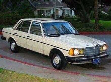 1977 Mercedes-Benz 300D for sale 100806967