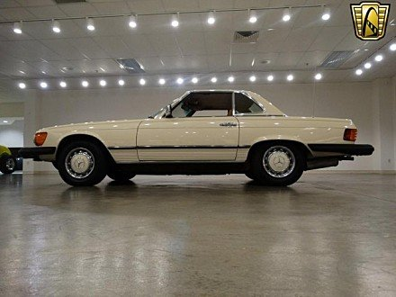 1977 Mercedes-Benz 450SL for sale 100771818