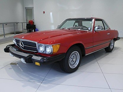 1977 Mercedes-Benz 450SL for sale 100778244