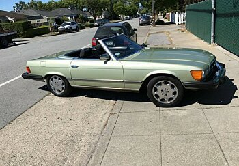 1977 Mercedes-Benz 450SL for sale 100875566