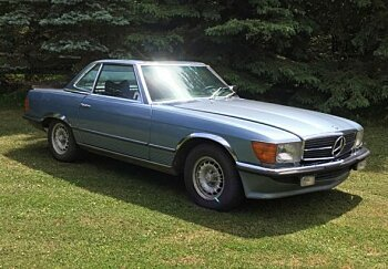 1977 Mercedes-Benz 450SL for sale 100895108