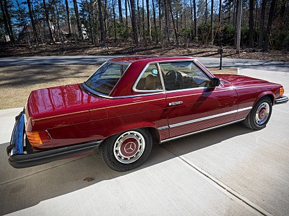 1977 Mercedes-Benz 450SL for sale 100883338