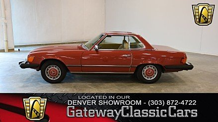 1977 Mercedes-Benz 450SL for sale 100885445