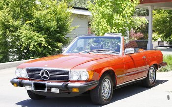 1977 Mercedes-Benz 450SL for sale 100987270