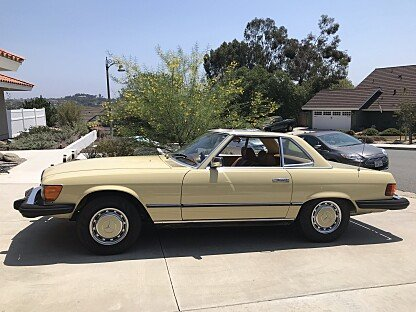 1977 Mercedes-Benz 450SL for sale 101011985
