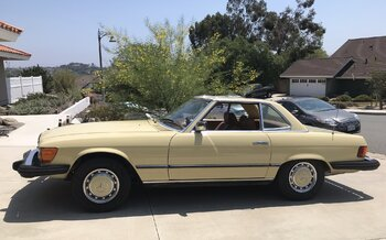 1977 Mercedes-Benz 450SL for sale 101011985