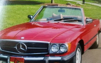 1977 Mercedes-Benz 450SL for sale 101017721