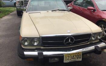 1977 Mercedes-Benz 450SL for sale 101041236