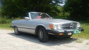 1977 Mercedes-Benz 450SL for sale 101042470