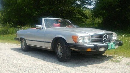1977 Mercedes-Benz 450SL for sale 101042470