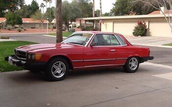 1977 Mercedes-Benz 450SLC for sale 100757885