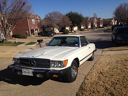 1977 Mercedes-Benz 450SLC for sale 100746706