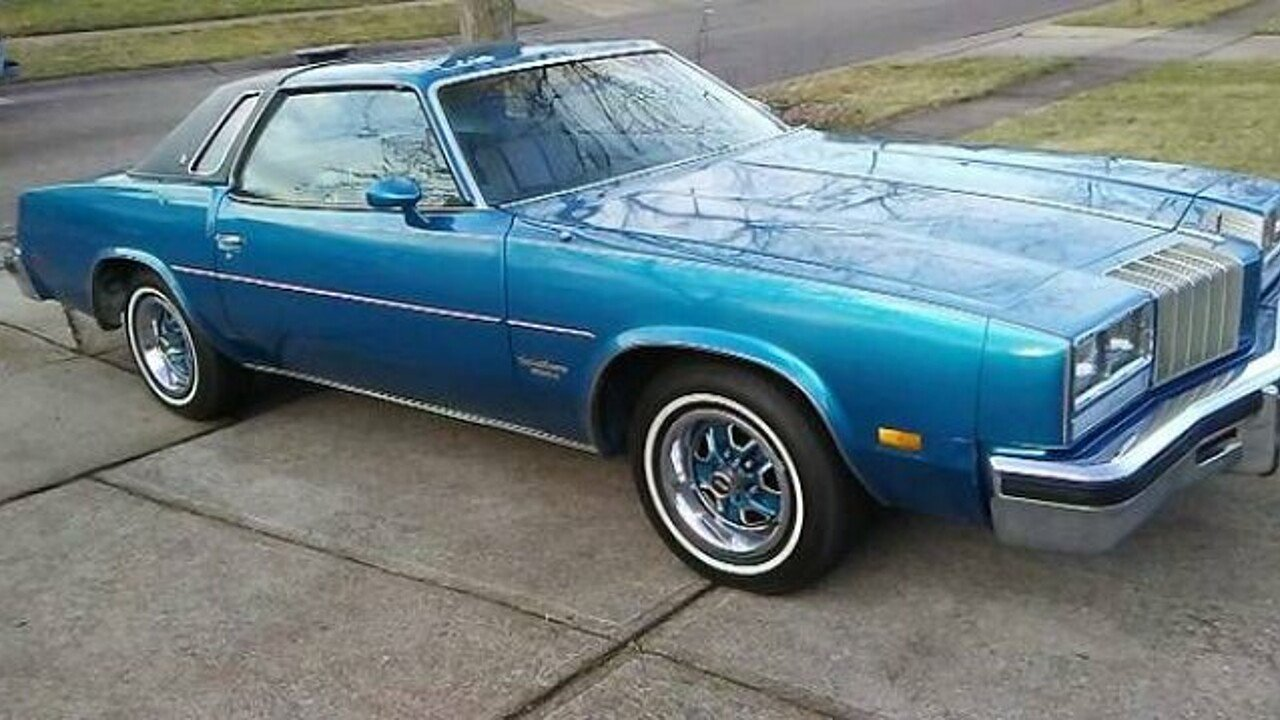 1977 Oldsmobile Cutlass for sale 100855486