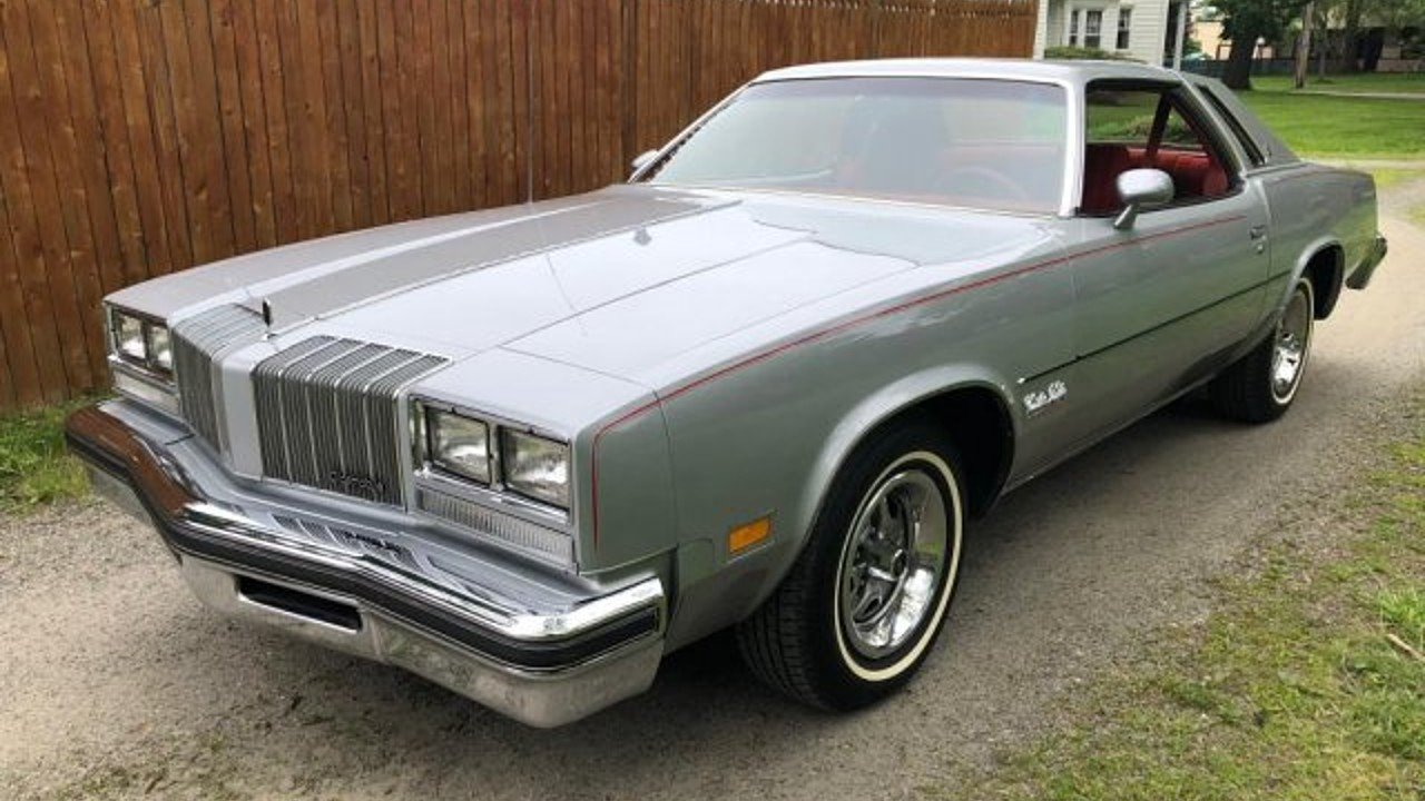 1977 Oldsmobile Cutlass for sale 100994704