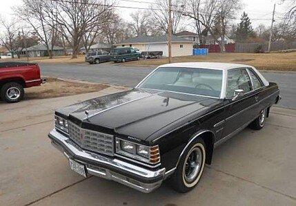1977 Pontiac Bonneville for sale 100795197