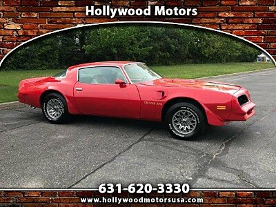 1977 Pontiac Firebird for sale 100871521