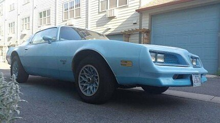 1977 Pontiac Firebird for sale 100984765