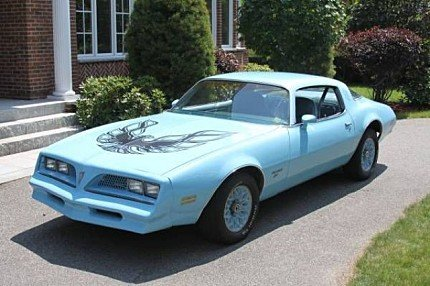 1977 Pontiac Firebird for sale 101004561