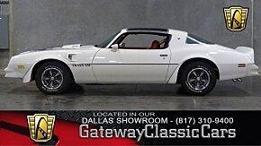 1977 Pontiac Firebird for sale 101004924
