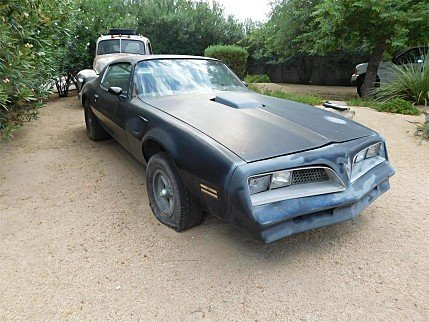 pontiac trans am classics for sale classics on autotrader. Black Bedroom Furniture Sets. Home Design Ideas