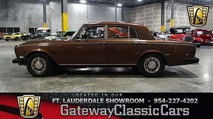1977 Rolls-Royce Silver Shadow for sale 100877132