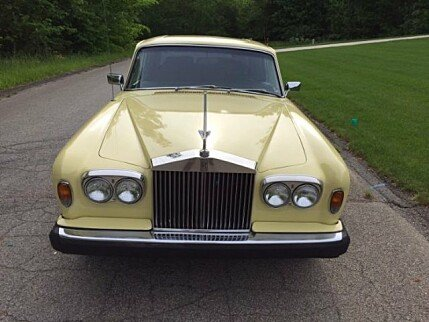 1977 Rolls-Royce Silver Shadow for sale 100914005