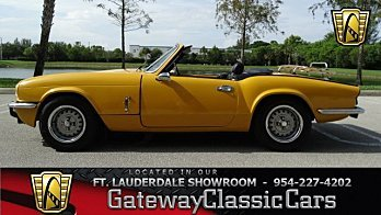1977 Triumph Spitfire for sale 100917733