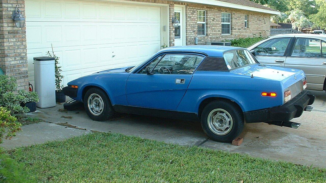 1977 Triumph TR7 for sale near Orange City, Florida 32763 - Classics ...