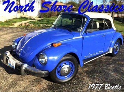 1977 Volkswagen Beetle for sale 100840153