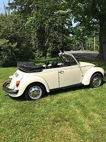 1977 Volkswagen Beetle Convertible for sale 100993675