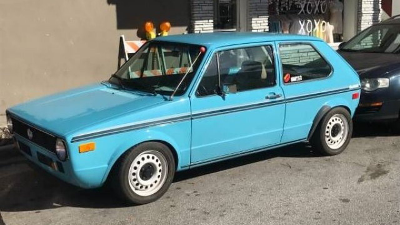 1977 Volkswagen Rabbit for sale 100855706