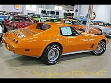 1977 chevrolet Corvette for sale 100971398