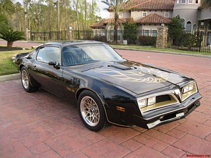 1977 pontiac Firebird for sale 100931867