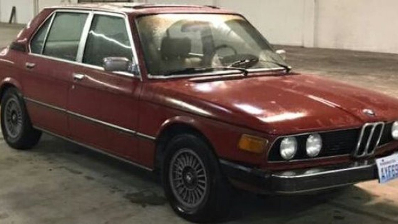 1978 BMW 530i for sale 100991947
