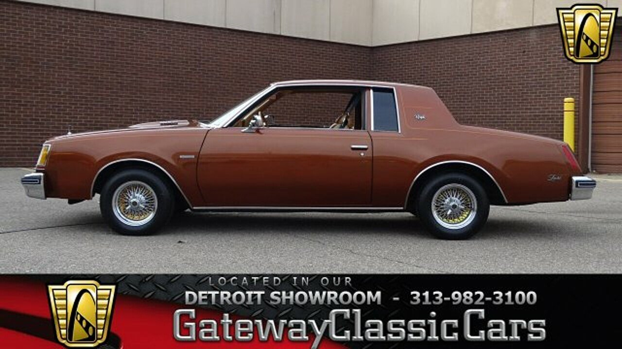 1978 Buick Regal for sale 100963882