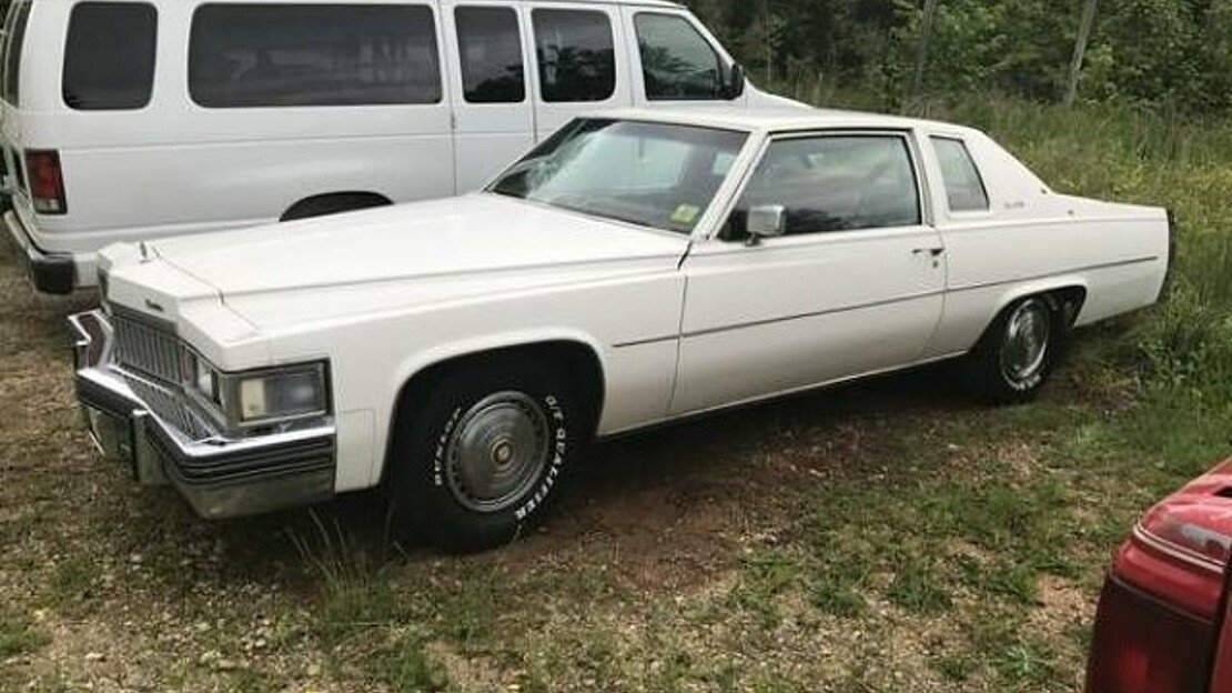 1978 Cadillac De Ville for sale 100988743