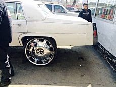 1978 Cadillac De Ville for sale 100829260
