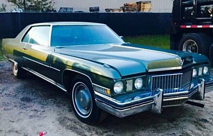 1978 Cadillac De Ville for sale 100834416