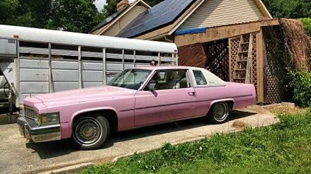 1978 Cadillac De Ville for sale 100856970