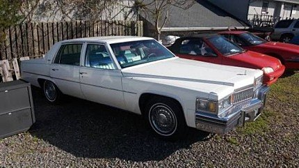 1978 Cadillac De Ville for sale 100988751