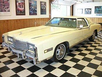 1978 Cadillac Eldorado for sale 100779135