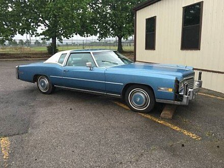 1978 Cadillac Eldorado for sale 100829342