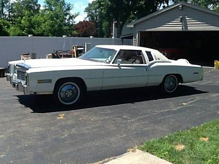 1978 Cadillac Eldorado for sale 100890509