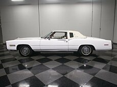1978 Cadillac Eldorado for sale 100957459